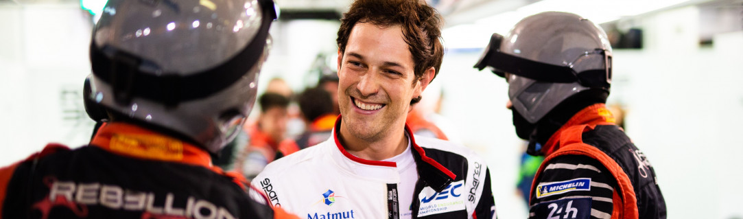 "Bruno Senna on Sebring: ""It's going to be a tough race"""