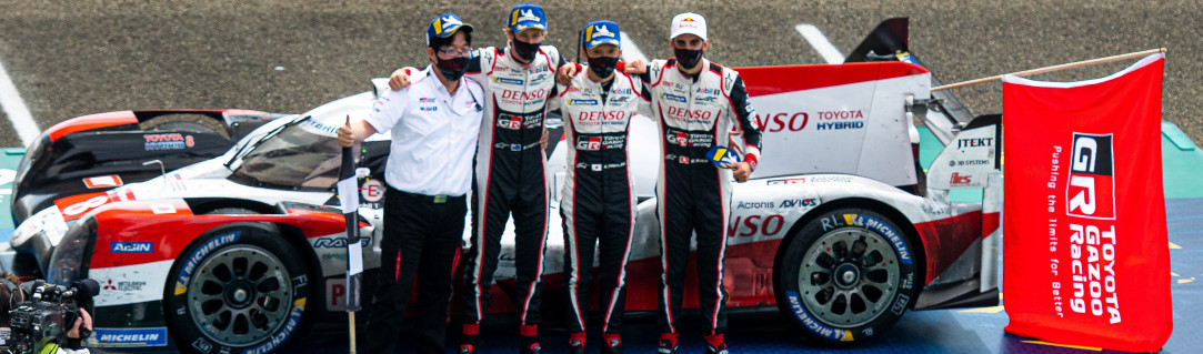 Toyota wins Le Mans and seals LMP1 championship title; United Autosports triumphs in LMP2