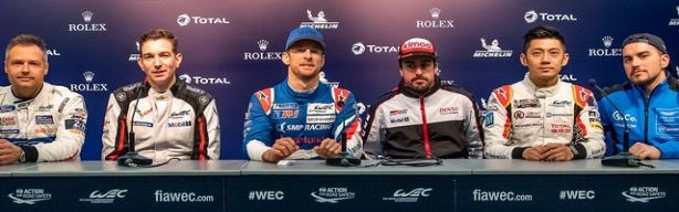 What the drivers said on Friday at Shanghai