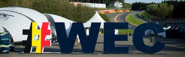 Provisional entry list for Spa revealed
