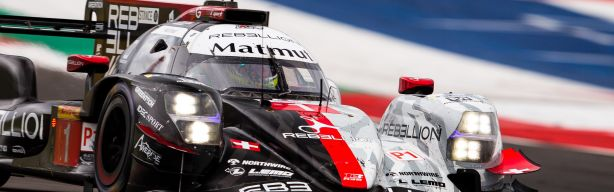 Rebellion Racing triumphs at COTA