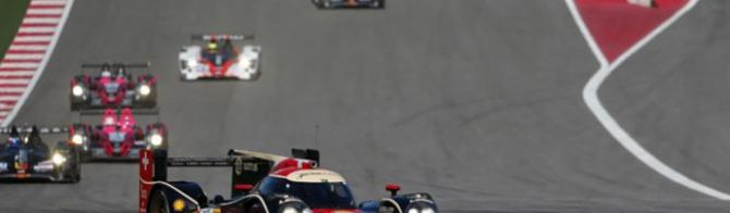 6 Hours of COTA:  What the LMP1 drivers said