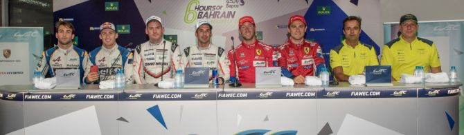 What the class winners said after the Bapco 6 Hours of Bahrain