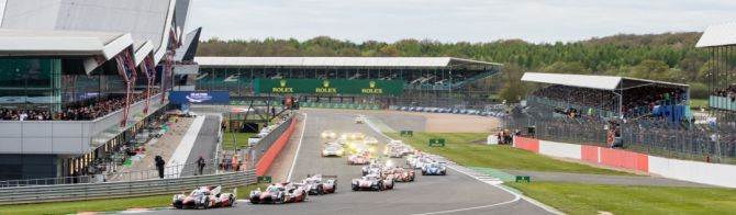 Tickets on sale now for 6 Hours of Silverstone!