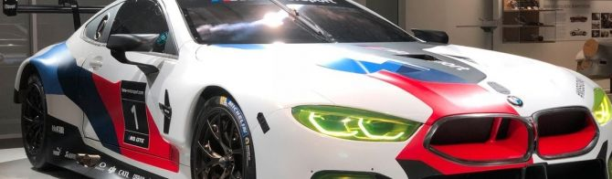 WEC manufacturers - a rich history in endurance racing: BMW
