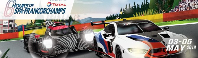 Total 6 Hours of Spa-Francorchamps poster revealed
