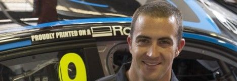 Alex Davison completes Gulf Racing line up