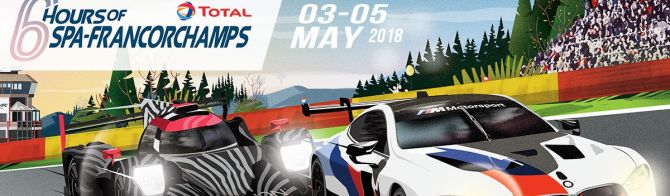 Total 6 Hours of Spa-Francorchamps…Are you ready? (video)