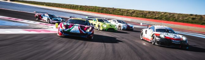 Who's New in the LMGTE Pro Class for Super Season