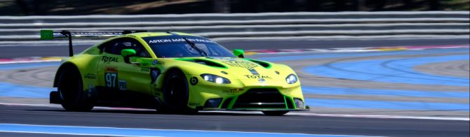 Interview with Aston Martin Racing's Maxime Martin