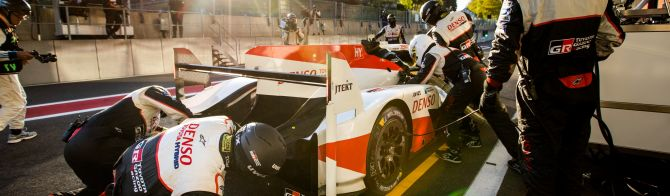 24 Hours of Le Mans – The lowdown on pit stops (video)