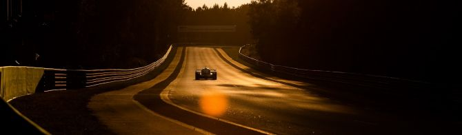 24 Hours of Le Mans – 12 Hour Report