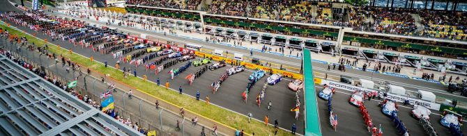 The 2018 24 Hours of Le Mans by the numbers