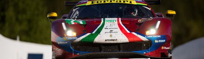 GTE racing in WEC: Battle of the brands