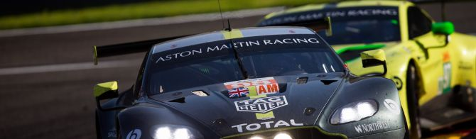 British Teams ready to fight for honour at Silverstone