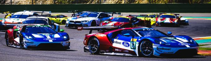 Hot competition guaranteed in LMGTE at 6 Hours of Silverstone