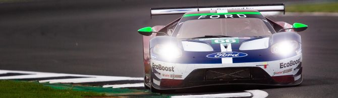 Ford claims pole in LMGTE Pro; Team Project 1 breaks through in GTE Am