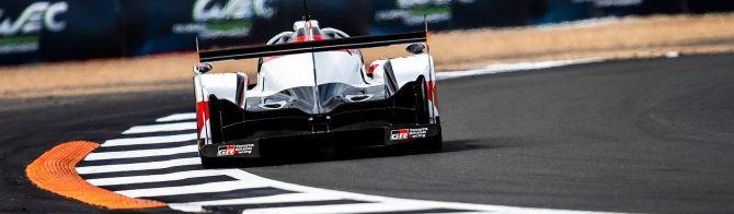 Conway/Lopez claim pole for 6 Hours of Silverstone