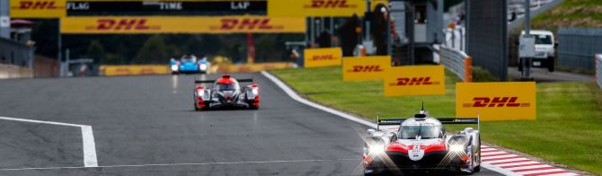WEC and DHL move forward together into the future