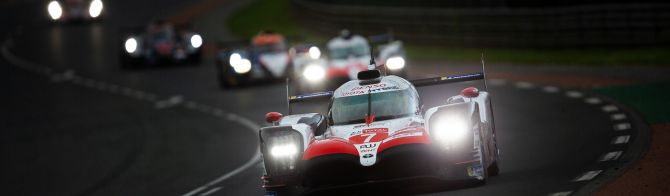 Toyota confirms participation in 2019-2020 WEC