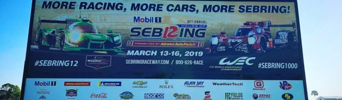 "Welome to ""Do you speak Sebring?"""