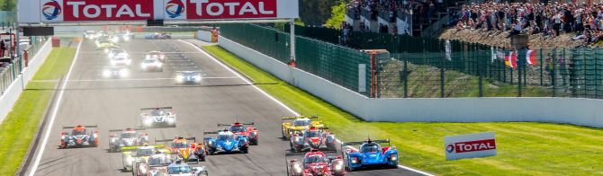 WEC enjoys increased TV exposure at Super Season halfway point