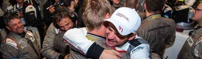 Porsche extends championship lead in LMGTE Pro