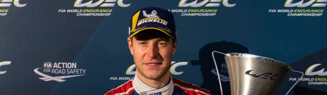 Vandoorne successfully completes Le Mans simulator day