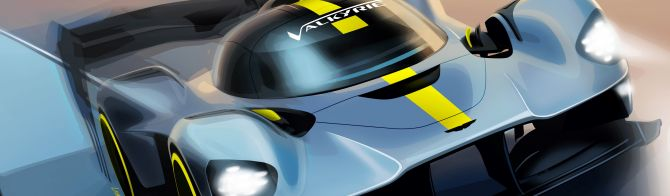 Aston Martin to enter the WEC with new Valkyrie Hypercar
