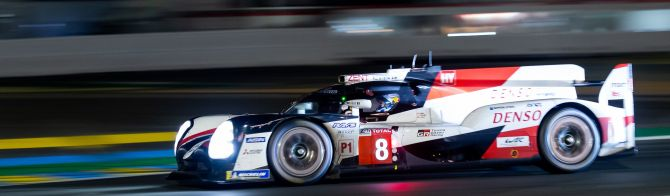Toyota celebrate dream season in the WEC with Le Mans 1-2