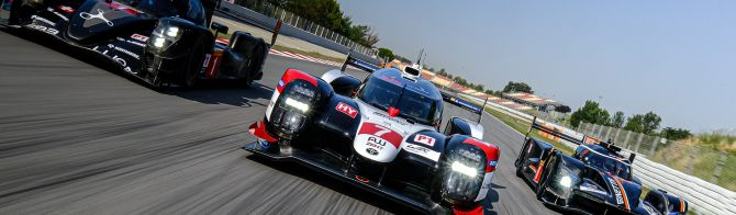 Boosted LMP1 class for WEC season-opener at Silverstone