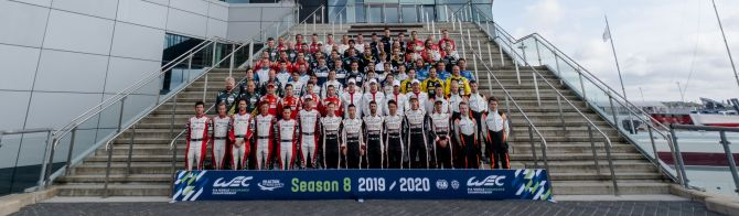 WEC Season 8 Ready for Race Action