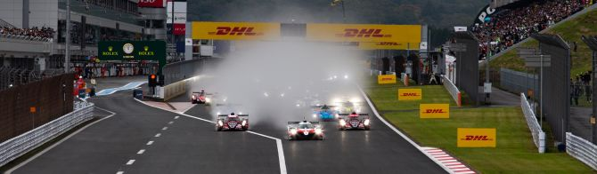Thirty cars and 5 home drivers set to star at Fuji 6 Hours