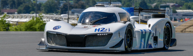 MissionH24 car makes world premiere at Spa-Francorchamps