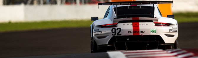 6H Fuji FP2: Toyota fastest; Porsche on top in LMGTE Pro