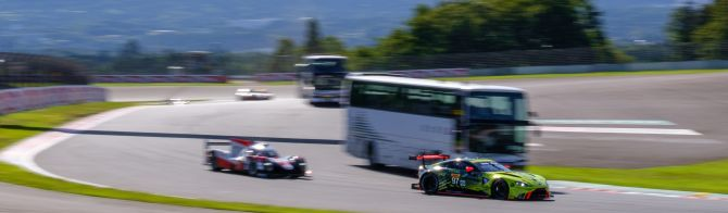 Sunny Circuit Safari a huge success at Fuji