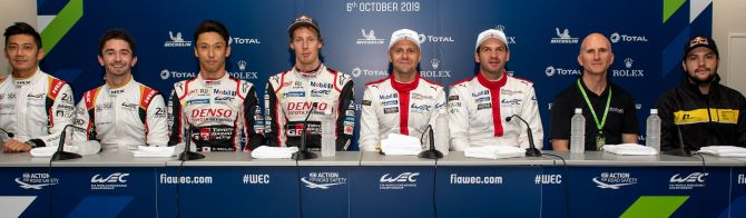 6H Fuji: What the drivers said post Qualifying