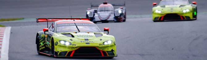 6H Fuji: 4 Hour Race Report - Toyota and Aston Martin remain out front