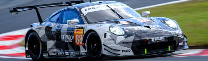 Bamber and Negro set for WEC debuts