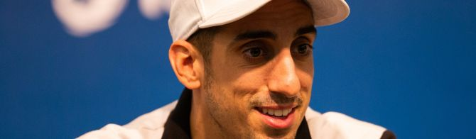 Buemi back in Bahrain 'Homeland'