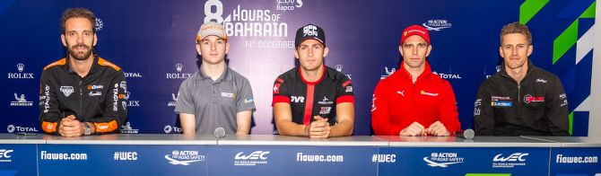 What the Drivers said on Thursday in Bahrain