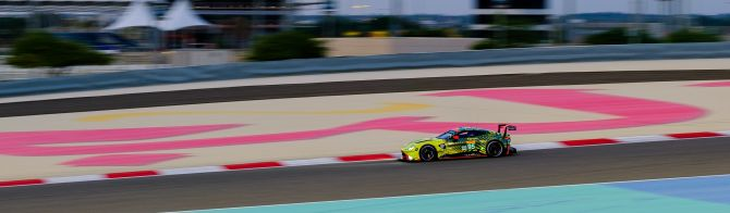 Bahrain mid-race report: Toyota 1-2; Mighty battle in LMGTE Pro