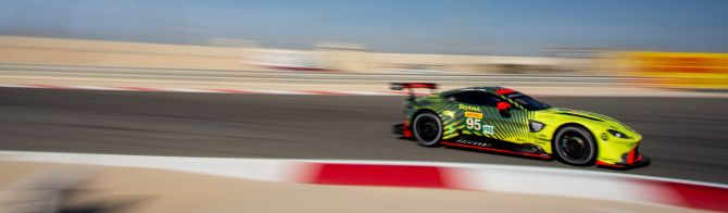 Double podium for Aston Martin after LMGTE Pro thriller in Bahrain