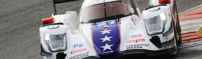US racing stars boost COTA line-up