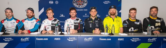 6H COTA: What the drivers said post Qualifying