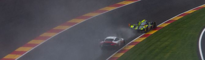 Replay of 2019 Spa-Francorchamps race this Sunday!
