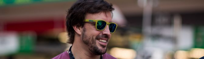 "Fernando Alonso: ""For me it was a privilege to be in the WEC"""