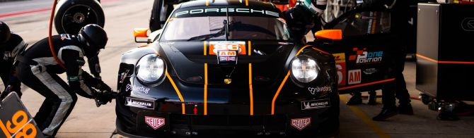 Football team Wolves partners with Gulf Racing for #LeMans24Virtual
