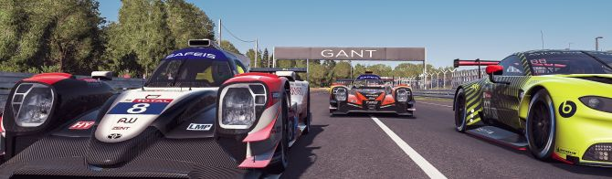 Final entry list for #LeMans24Virtual reveals Robert Wickens will join the grid