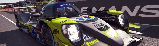24 Hours of Le Mans Virtual RACE DAY!